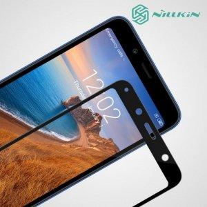 NILLKIN Amazing CP+PRO Противоударное Полноэкранное Олеофобное Защитное Стекло для Xiaomi Redmi 7A Черное
