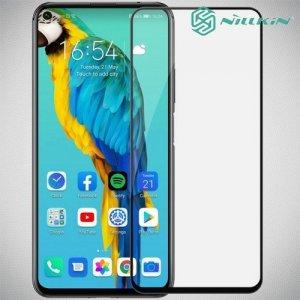 NILLKIN Amazing CP+ PRO Противоударное Полноэкранное Олеофобное Защитное Стекло для Huawei Honor 20 / 20 Pro Черное
