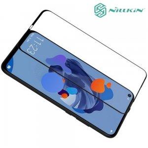 NILLKIN Amazing CP+ Противоударное Полноэкранное Олеофобное Защитное Стекло для Huawei P20 lite (2019) / nova 5i Черное