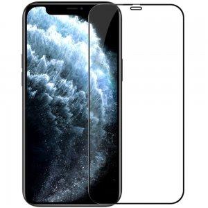 NILLKIN Amazing CP+ Противоударное Полноэкранное Олеофобное Защитное Стекло для iPhone 12 mini Черное