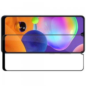 NILLKIN Amazing CP+ Противоударное Полноэкранное Олеофобное Защитное Стекло для Samsung Galaxy A31 Черное