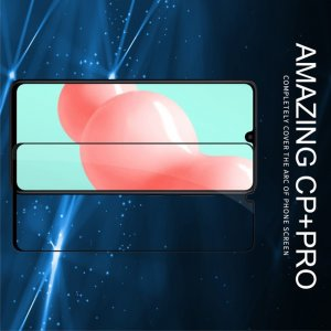 NILLKIN Amazing CP+ Противоударное Полноэкранное Олеофобное Защитное Стекло для Samsung Galaxy A41 Прозрачное