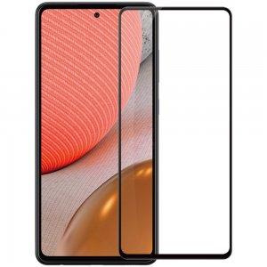 NILLKIN Amazing CP+ Противоударное Полноэкранное Олеофобное Защитное Стекло для Samsung Galaxy A72 Черное