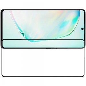 NILLKIN Amazing CP+ Противоударное Полноэкранное Олеофобное Защитное Стекло для Samsung Galaxy S10 Lite Черное
