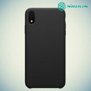 Nillkin Flex Case чехол накладка для iPhone XR - Черный