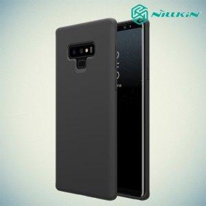 Nillkin Flex Case чехол накладка для Samsung Galaxy Note 9 - Черный