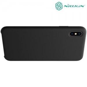 Nillkin Flex Case чехол накладка для iPhone XS Max - Черный