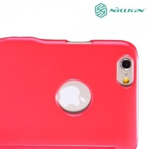 Nillkin Fresh чехол книжка для iPhone 6S / 6 - Красный