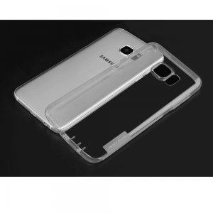 Nillkin Nature TPU силиконовый чехол для Samsung Galaxy S7 - Прозрачный