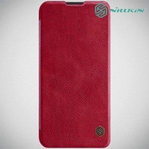 NILLKIN Qin чехол флип кейс для Huawei Honor 20 Lite - Красный