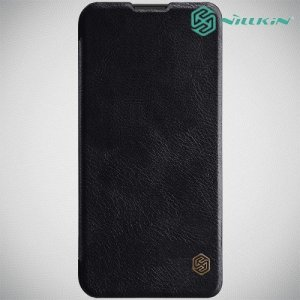 NILLKIN Qin чехол флип кейс для Huawei Honor 20 Lite - Черный