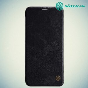 NILLKIN Qin чехол флип кейс для Huawei Mate 20 lite - Черный
