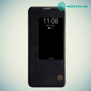 NILLKIN Qin чехол флип кейс для Huawei Mate 20 Pro - Черный