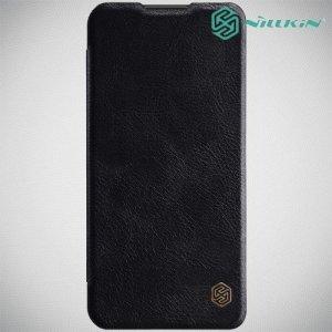 NILLKIN Qin чехол флип кейс для Huawei nova 5 - Черный