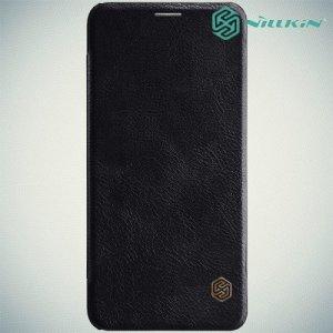 NILLKIN Qin чехол флип кейс для Huawei P smart+ / Nova 3i - Черный