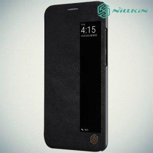 NILLKIN Qin чехол флип кейс для Huawei P20 - Черный