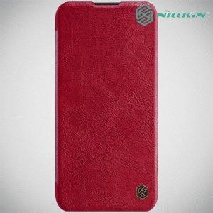 NILLKIN Qin чехол флип кейс для Huawei P20 lite (2019) / nova 5i - Красный