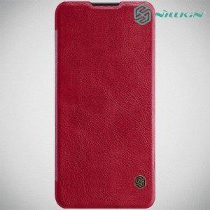 NILLKIN Qin чехол флип кейс для Huawei P30 Lite - Красный