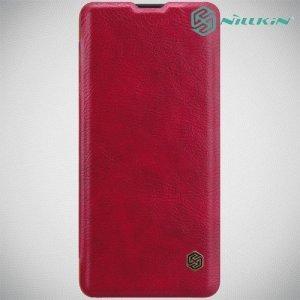 NILLKIN Qin чехол флип кейс для Huawei P30 Pro - Красный