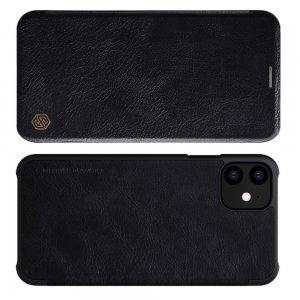 NILLKIN Qin чехол флип кейс для iPhone 11 - Черный