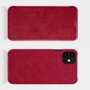 NILLKIN Qin чехол флип кейс для iPhone 11 - Красный