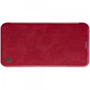 NILLKIN Qin чехол флип кейс для iPhone 11 Pro Max - Красный