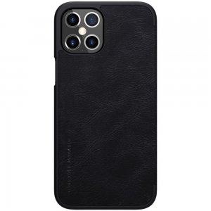 NILLKIN Qin чехол флип кейс для iPhone 12 Pro Max - Черный