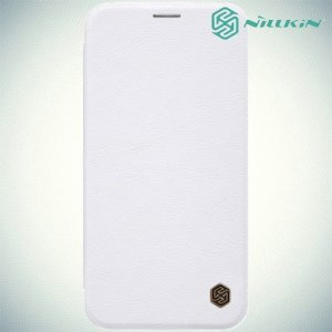 NILLKIN Qin чехол флип кейс для iPhone Xs Max - Белый