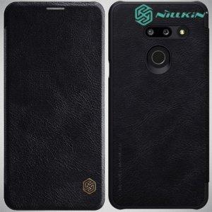 NILLKIN Qin чехол флип кейс для LG G8 ThinQ - Черный