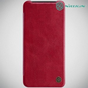 NILLKIN Qin чехол флип кейс для OnePlus 7 - Красный