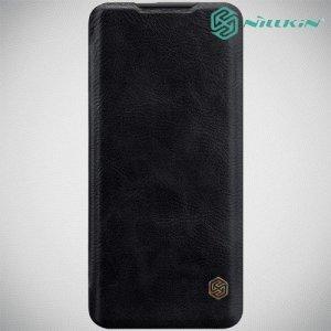NILLKIN Qin чехол флип кейс для OnePlus 7 Pro - Черный