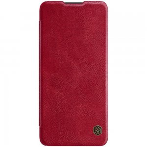 NILLKIN Qin чехол флип кейс для OnePlus 8T - Красный