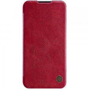 NILLKIN Qin чехол флип кейс для Samsung Galaxy A01 - Красный