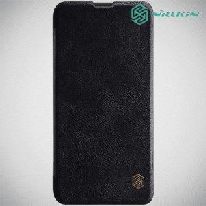 NILLKIN Qin чехол флип кейс для Samsung Galaxy A10 - Черный