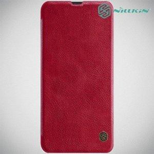 NILLKIN Qin чехол флип кейс для Samsung Galaxy A30 / A20 - Красный