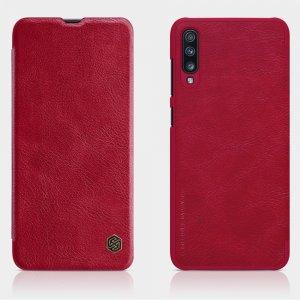NILLKIN Qin чехол флип кейс для Samsung Galaxy A70 - Красный