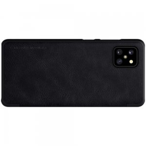 NILLKIN Qin чехол флип кейс для Samsung Galaxy Note 10 Lite - Черный