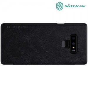 NILLKIN Qin чехол флип кейс для Samsung Galaxy Note 9 - Черный