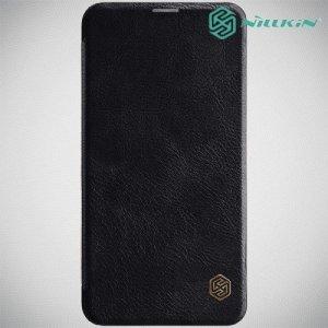 NILLKIN Qin чехол флип кейс для Samsung Galaxy S10e - Черный