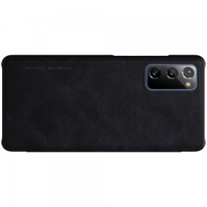 NILLKIN Qin чехол флип кейс для Samsung Galaxy S20 FE - Черный