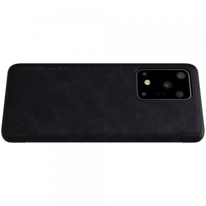 NILLKIN Qin чехол флип кейс для Samsung Galaxy S20 Ultra - Черный