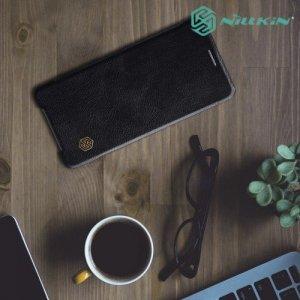 NILLKIN Qin чехол флип кейс для Sony Xperia XZ2 - Черный