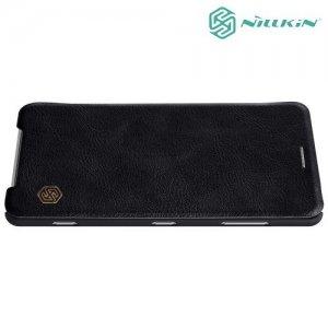 NILLKIN Qin чехол флип кейс для Sony Xperia XZ2 Compact - Черный