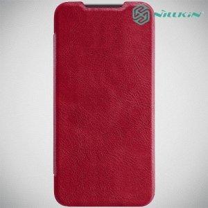 NILLKIN Qin чехол флип кейс для Xiaomi Mi 9 SE - Красный