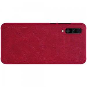 NILLKIN Qin чехол флип кейс для Xiaomi Mi 9 lite - Красный