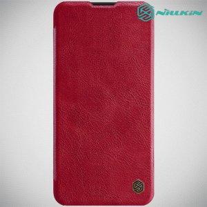 NILLKIN Qin чехол флип кейс для Xiaomi Redmi 8 - Красный