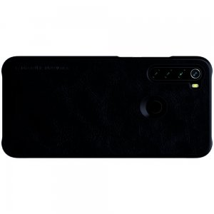 NILLKIN Qin чехол флип кейс для Xiaomi Redmi Note 8T / Note 8 - Черный
