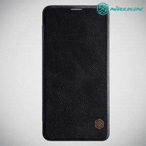 NILLKIN Qin чехол флип кейс для Xiaomi Redmi Note 8 Pro - Черный