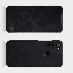 NILLKIN Qin чехол флип кейс для Xiaomi Redmi Note 8T - Черный