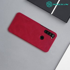 NILLKIN Qin чехол флип кейс для Xiaomi Redmi Note 8T - Красный